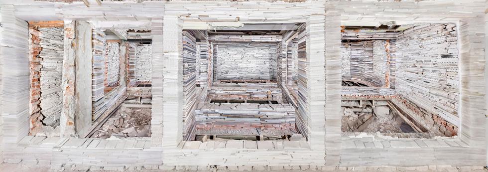 Marjan Teeuwen | Verwoest Huis Bloemhof 1 (2013), © Marjan Teeuwen