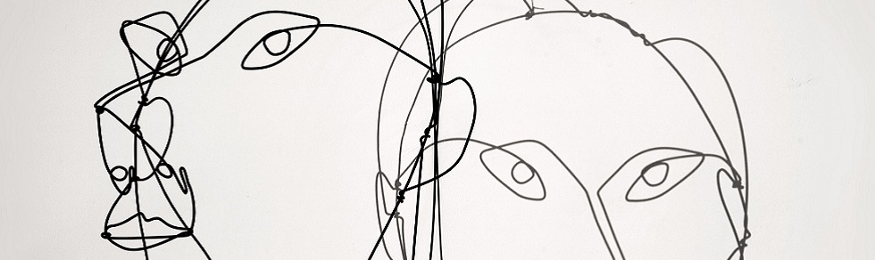 Alexander Calder | Portrait of Giovanni Carandente (1967), © Calder Foundation