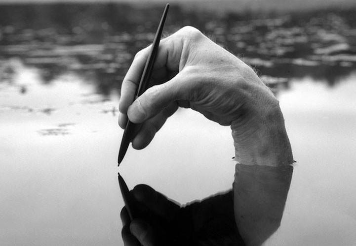 schrijvenopwater