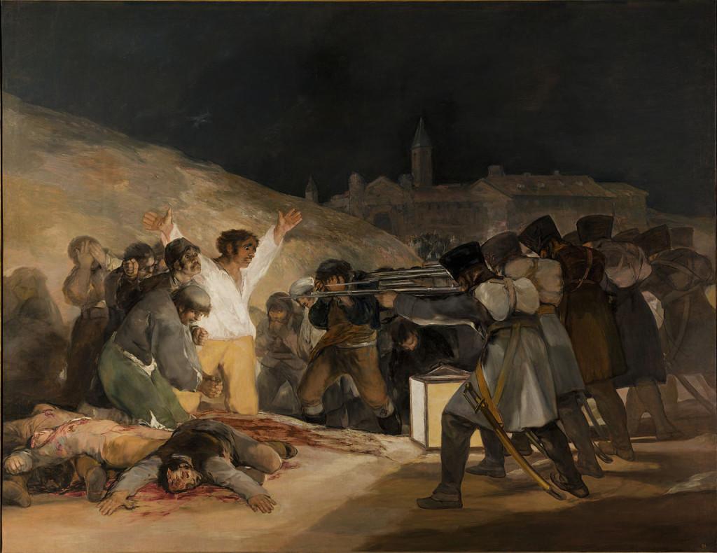Goya-executie
