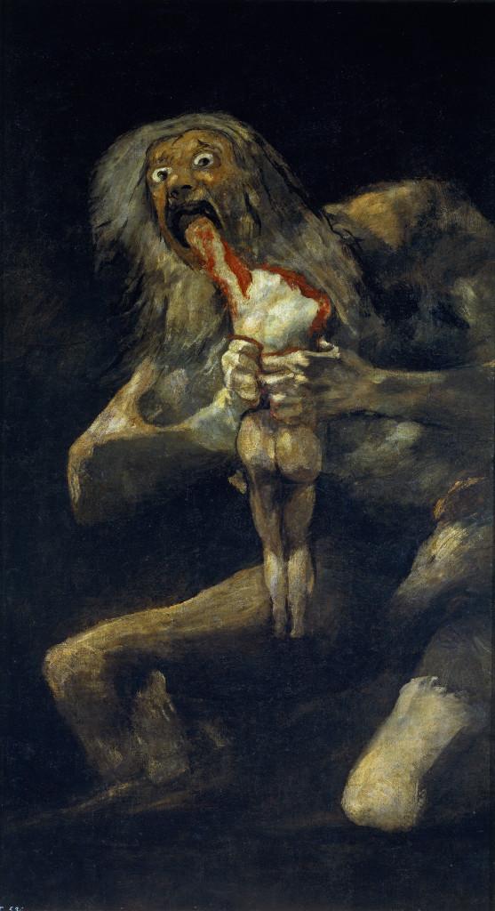Goya,_Saturno