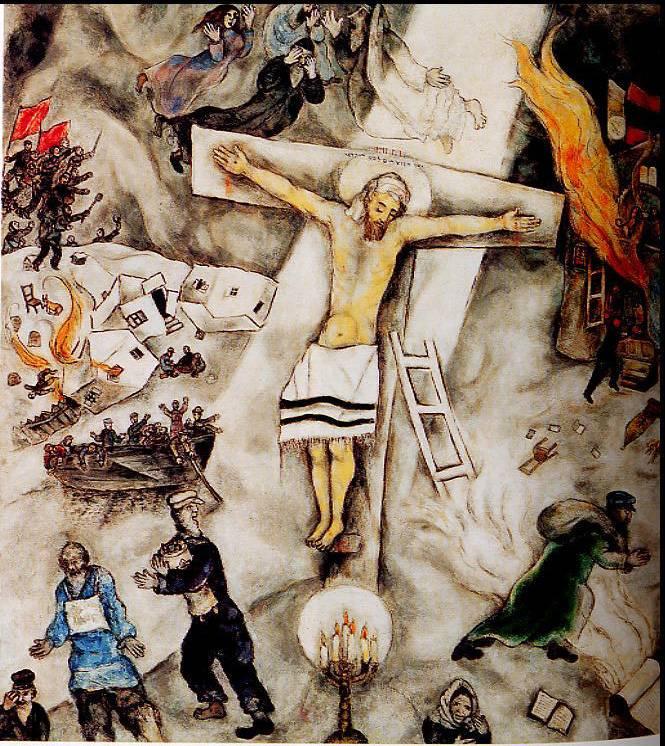 christus-chagallgebedskleed