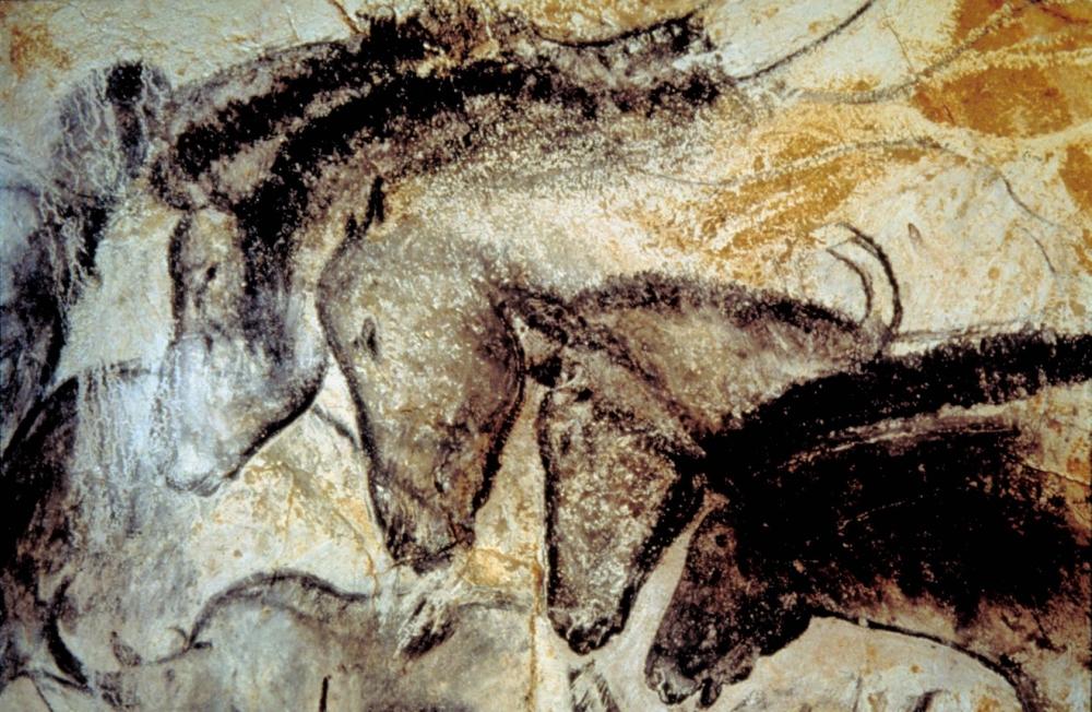 Grot-van-Chauvet-paarden