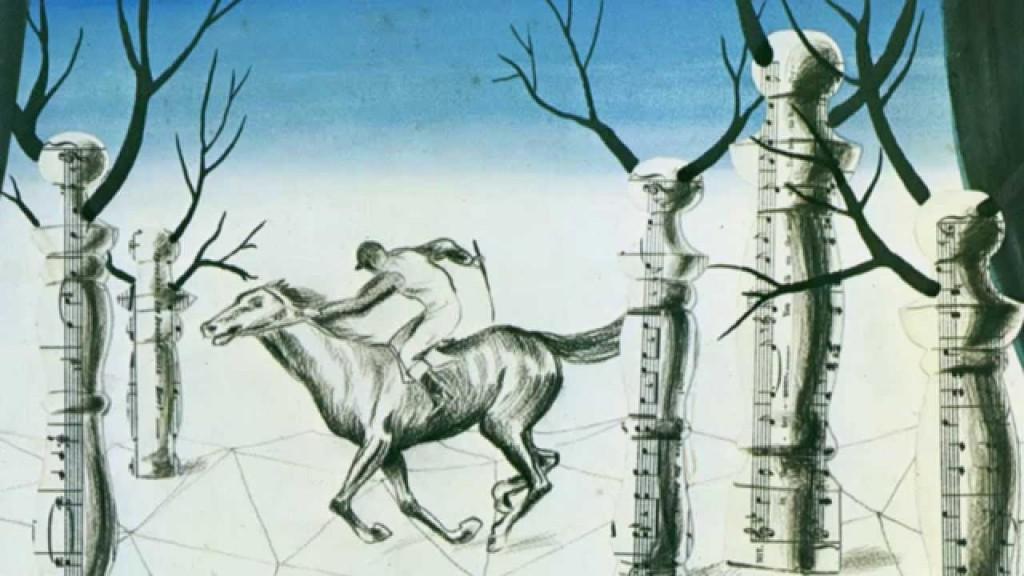 magritte jockey1